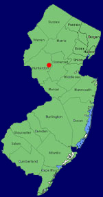 MAP NewJersey
